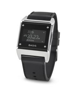 Basis Carbon Steel Smartwatch