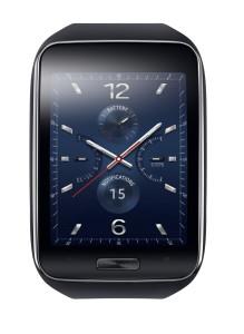 Samsung Gear S in Schwarz