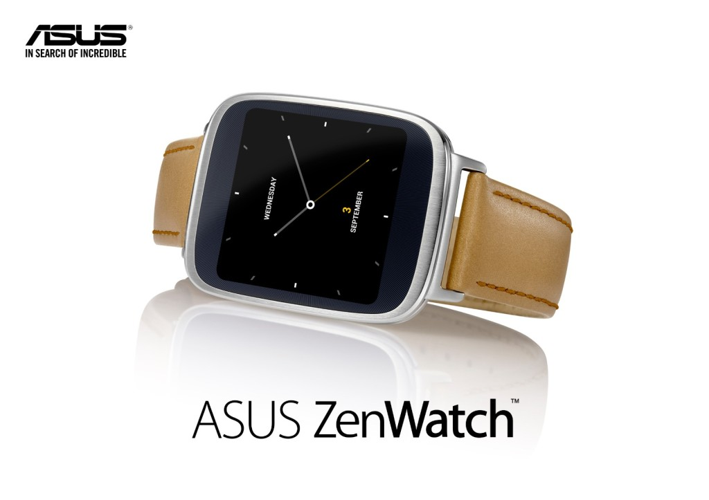 Asus ZenWatch - edles Design