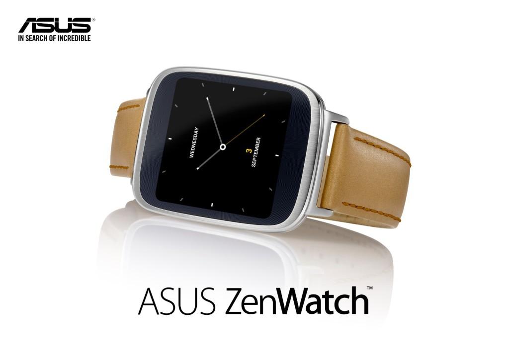 Asus ZenWatch - edles Design