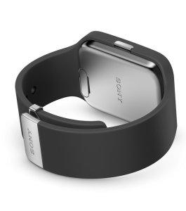 Sony Smartwatch 3 von hinten