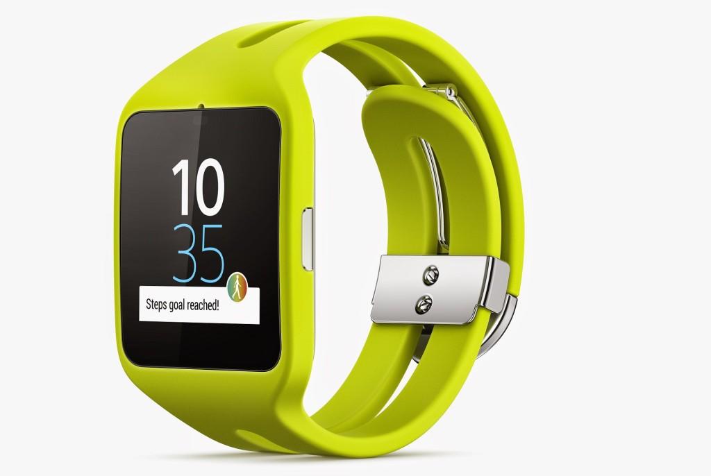 Sony Smartwatch 3 Lime