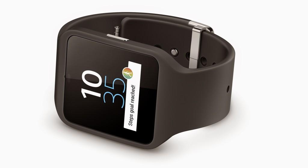 Sony Smartwatch 3 Schwarz