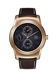 LG Watch Urbane Gold Quelle: LG