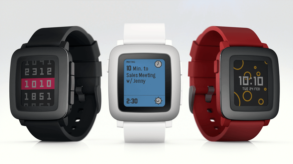 Pebble Time Modelle