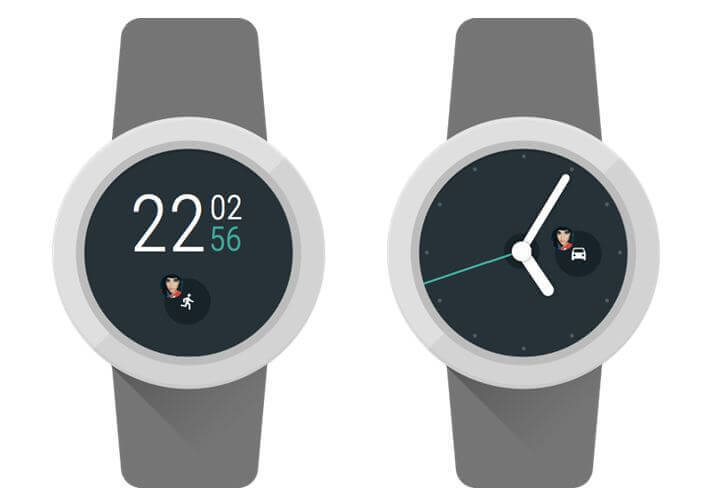 Android Wear Partnermodus