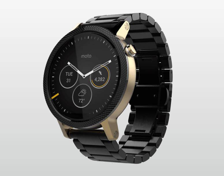 Weihnachtsgeschenk Smartwatch