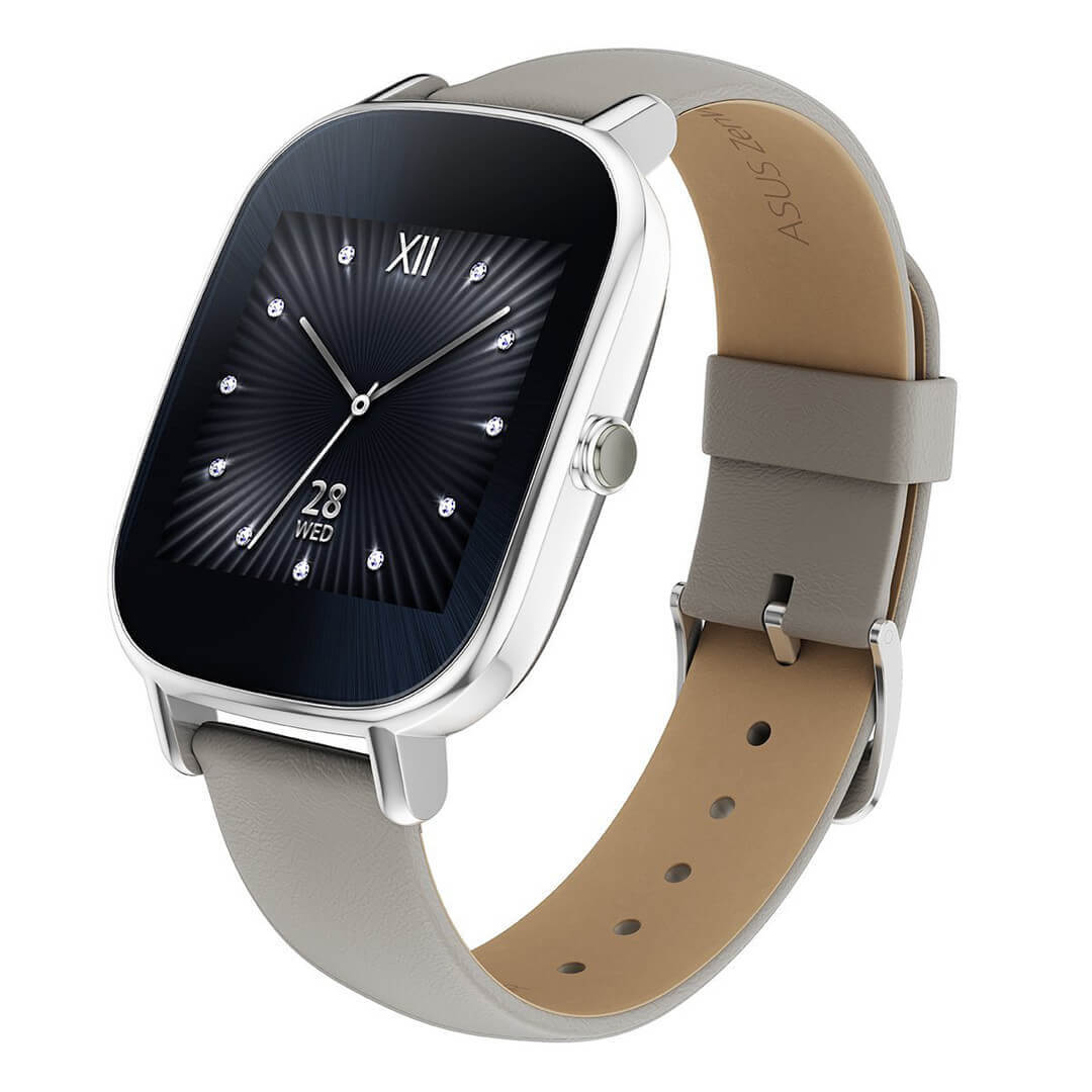 Asus Zenwatch 2 1 45 Silber Amazon 02