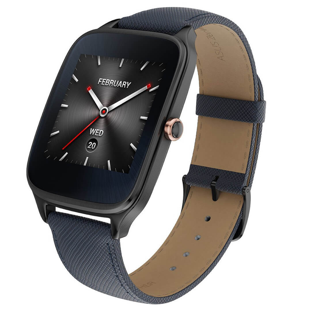 Asus Zenwatch 2 1 63 Gunmetal Amazon 02