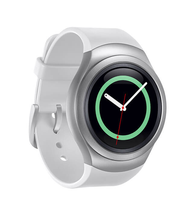 Samsung Gear S2 Left Press