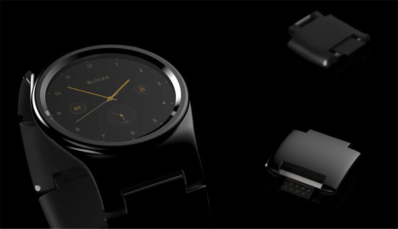 Blocks Modulare Smartwatch