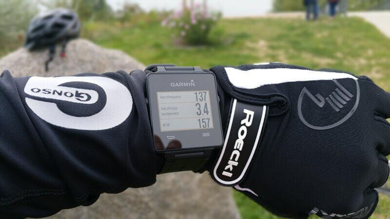 Garmin vivoactive Smartwatch im Test