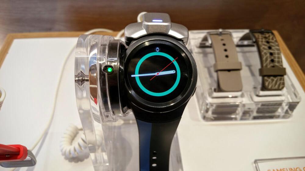 Die Samsung Gear S2 im Test