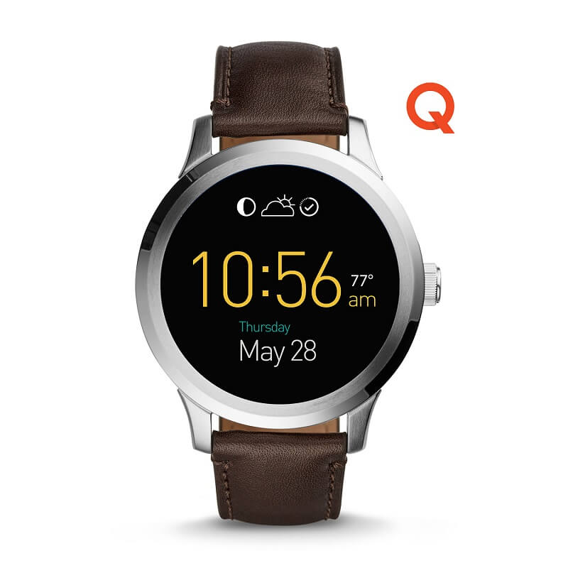 Fossil Q Founder Brand