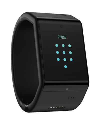 Dial Smartwatch von vorn