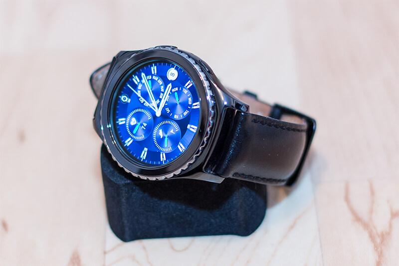 Samsung Gear S2 Classic im Test