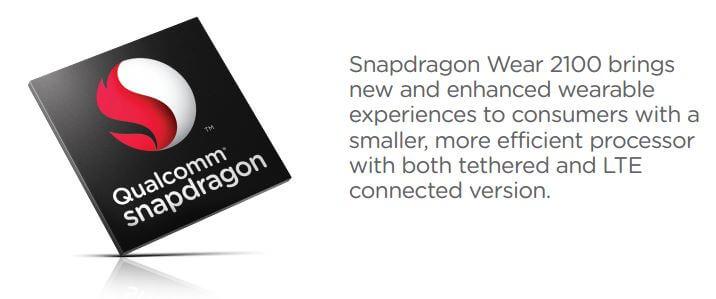 Snapdragon  2100 - Effizienter Prozessor mit LTE