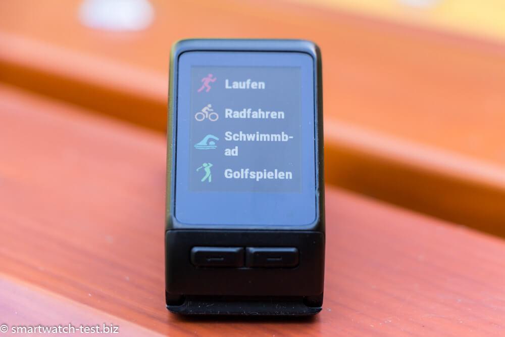 Funktionen der Sport GPS Smartwatch