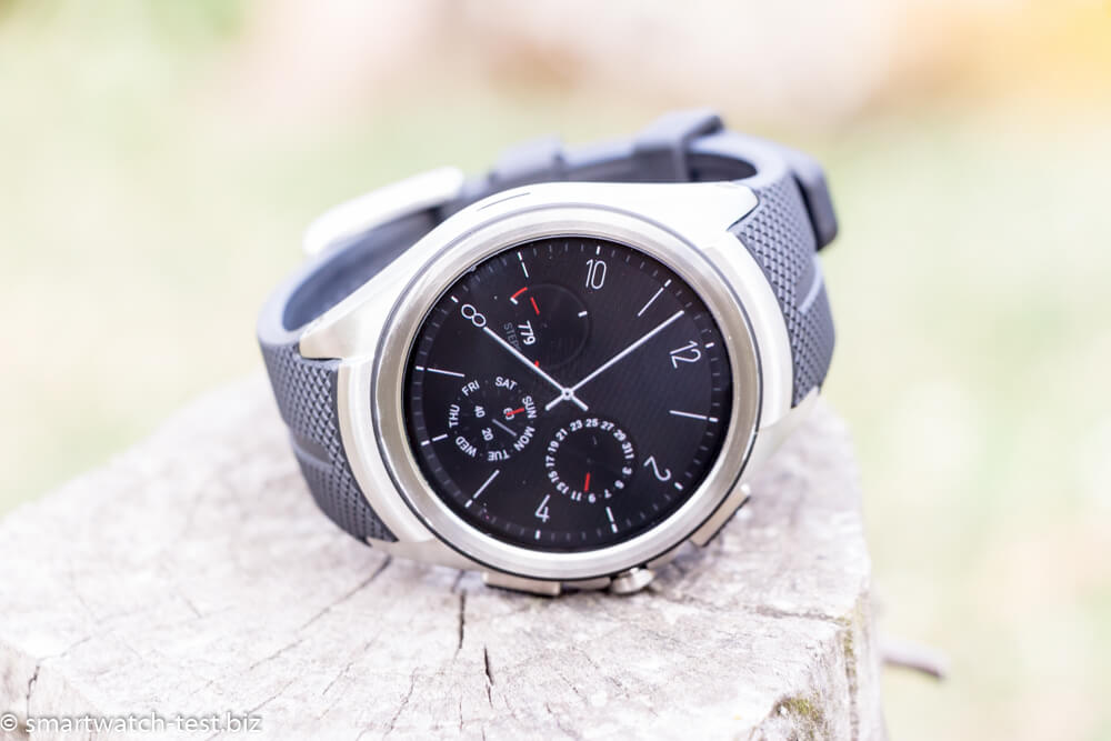 LG Watch Urbane 2nd Edition im Test