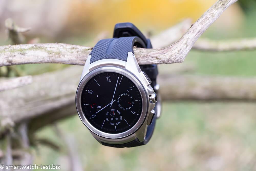 LG Watch Urbane 2nd Edition im Test
