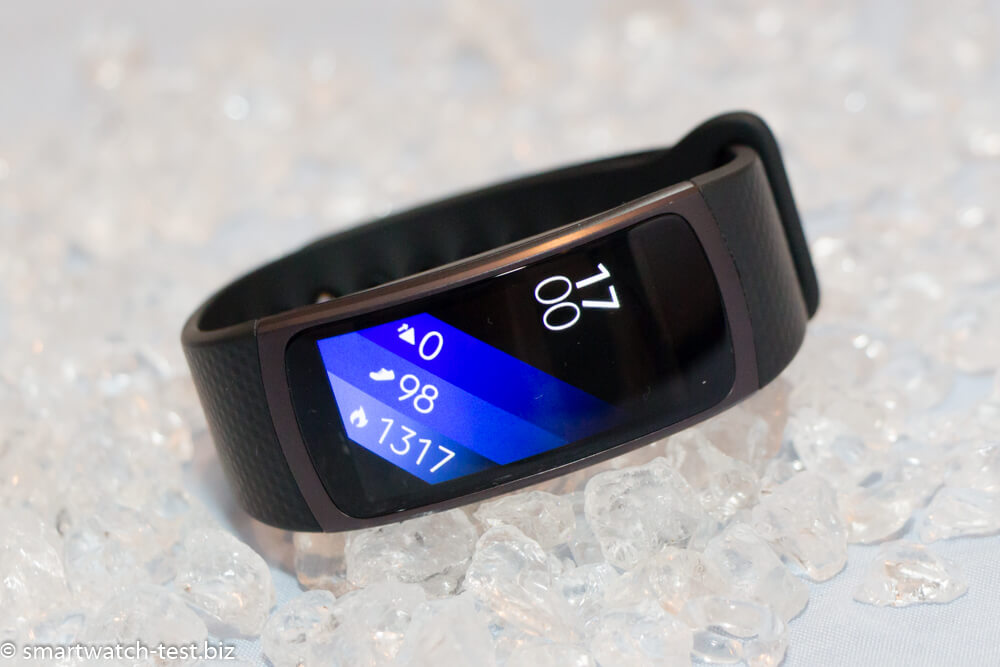 Samsung Gear Fit 2 im Test