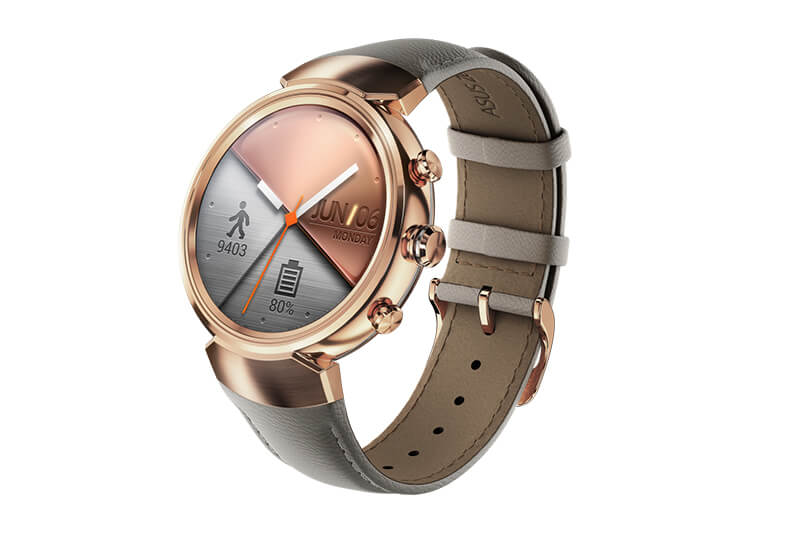 Asus Zenwatch 3 in Rosegold