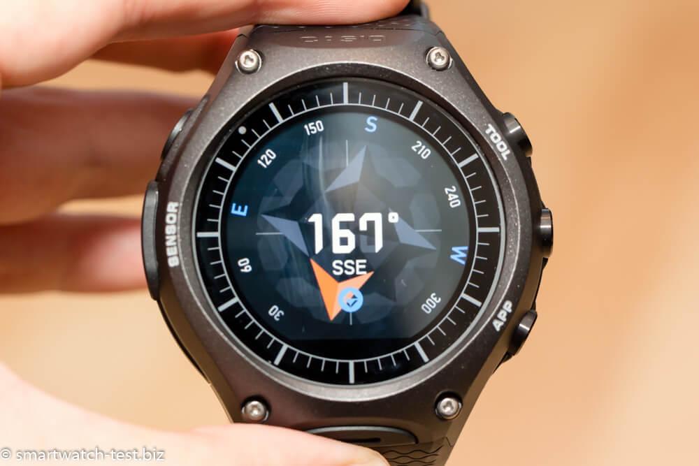Casio Moment Setter - Mit dem Kompass immer die richtige Richtung finden