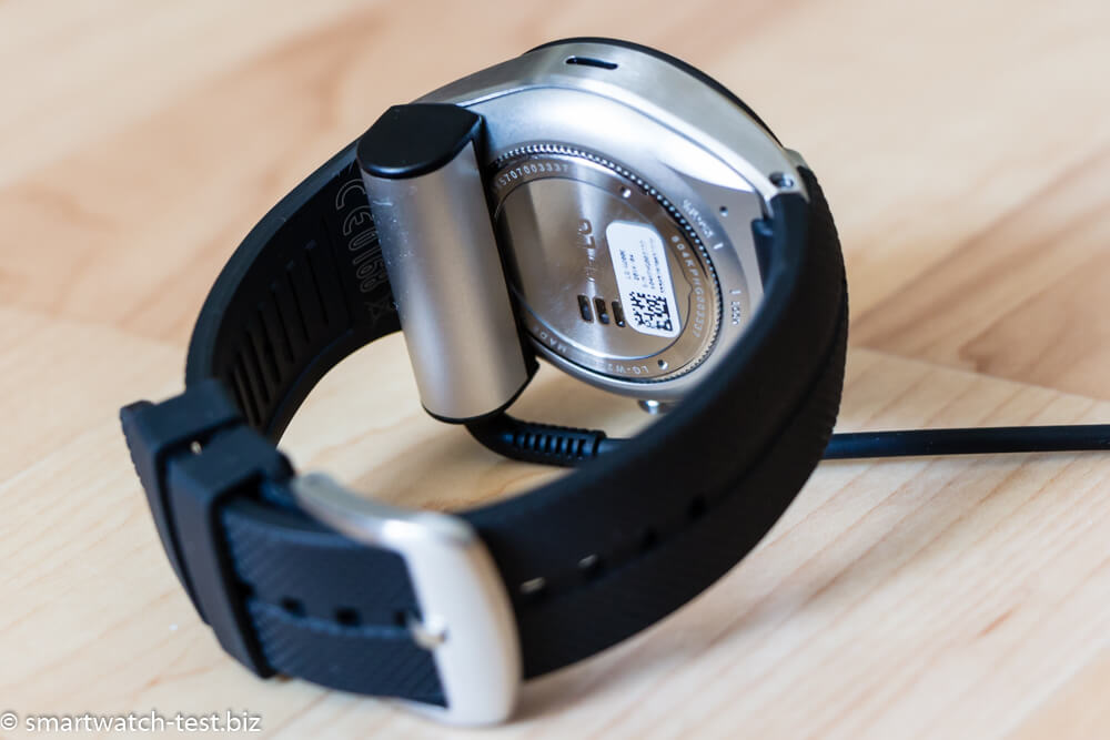 LG Watch Urbane  2nd Edition mit Ladegerät