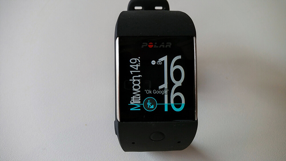 Polar M600 Smartwatch im Test