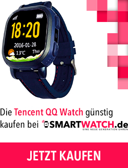 Tencent QQ Watch kaufen bei Smartwatch.de