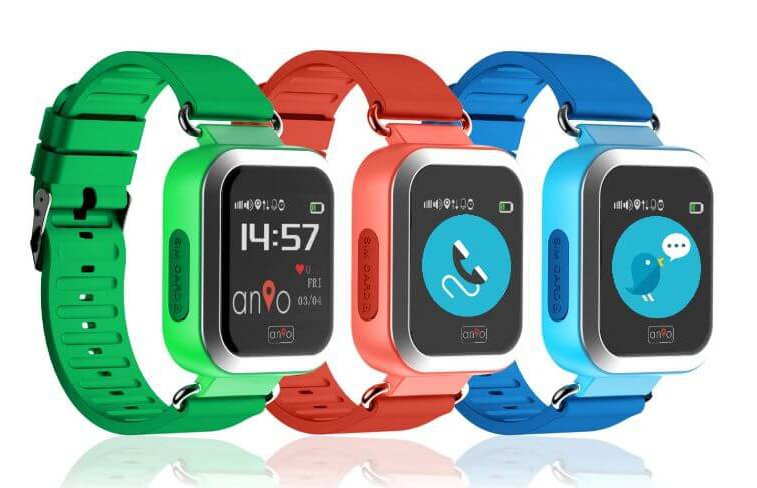 anio gps watch 3