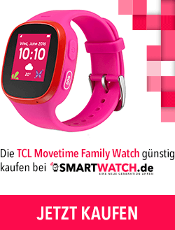 TCL Movetime Family Watch kaufen bei Smartwatch.de