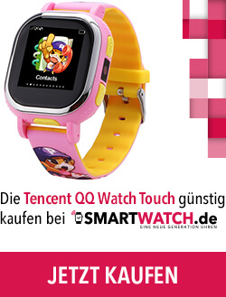 Tencent QQ Watch Touch kaufen bei Smartwatch.de
