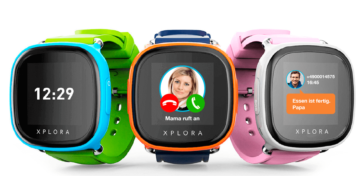 xplora watch