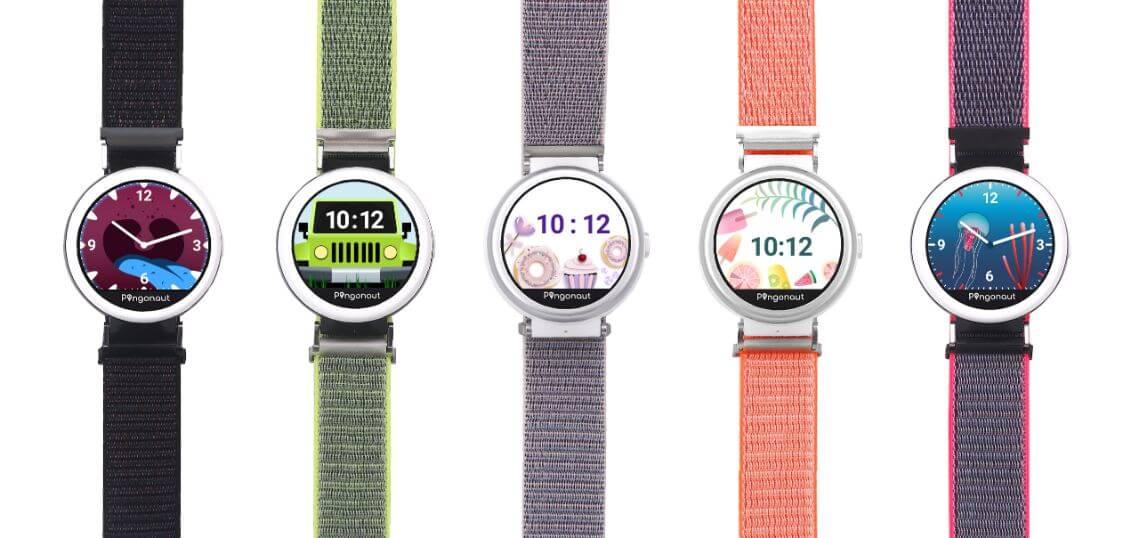 Pingonaut Puma Varianten Kinder Smartwatch
