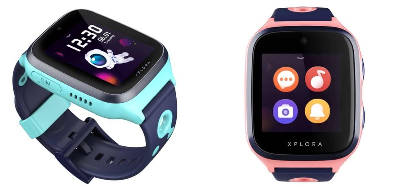 Xplora X4 Kinder GPS Uhr